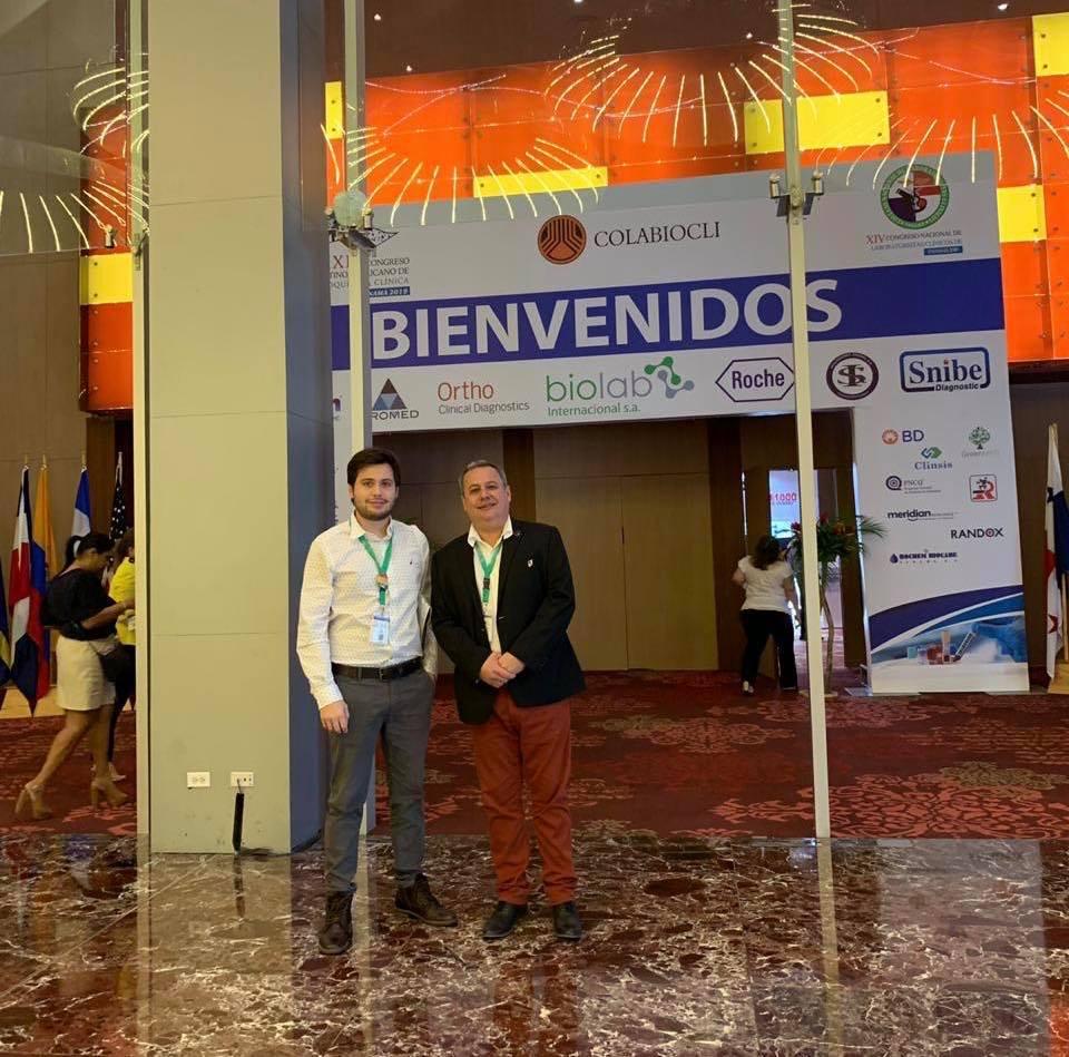 Congreso XXIV Latinoamericano de Bioquímica Clínica - Panamá