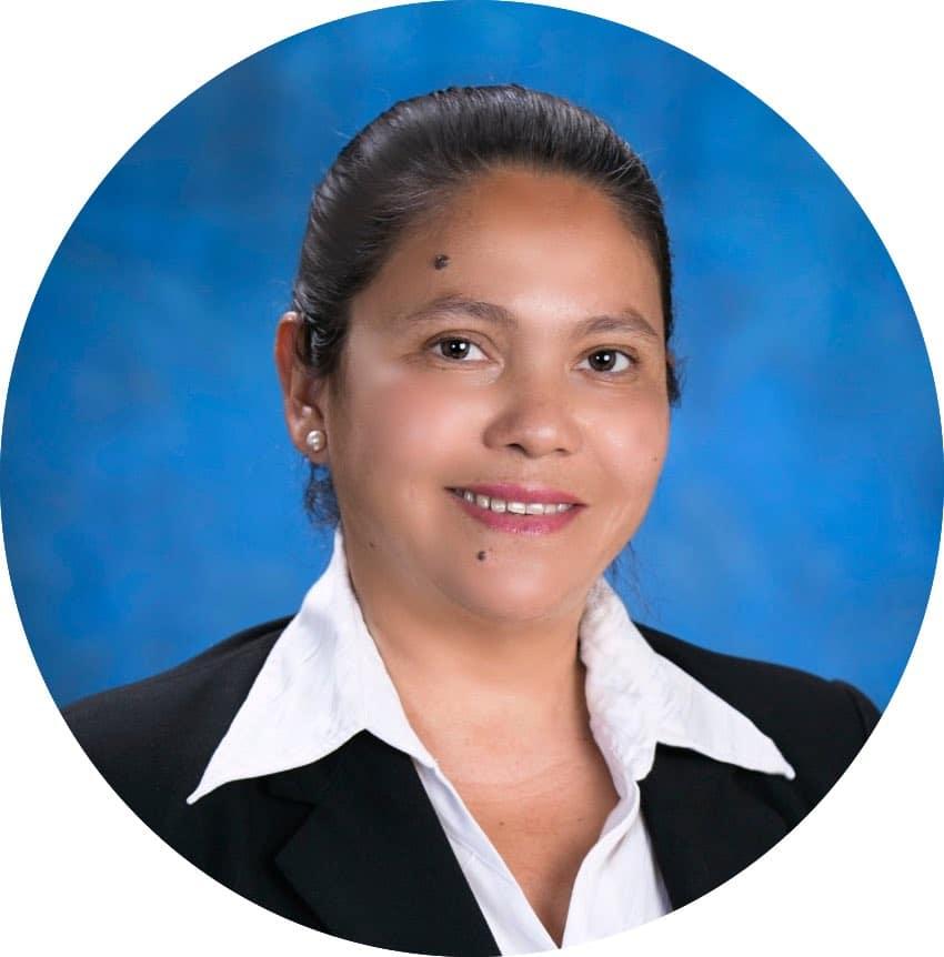 Dra. Anselma Virginia Soliz Carballo
